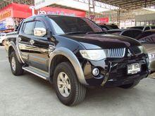 2009 Mitsubishi Triton DOUBLE CAB (ปี 05-15) GLS PLUS 2.5 AT Pickup
