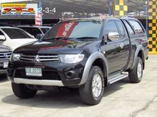 2010 Mitsubishi Triton MEGACAB (ปี 05-15) PLUS GLS 2.5 MT Pickup