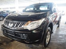 2016 Mitsubishi Triton MEGACAB (ปี 14-19) GLX 2.4 MT Pickup