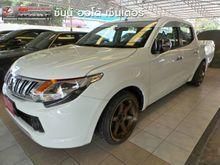 2016 Mitsubishi Triton DOUBLE CAB (ปี 14-19) GLX 2.5 MT Pickup
