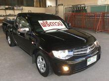 2013 Mitsubishi Triton MEGA CAB (ปี 05-15) GLX 2.4 MT Pickup