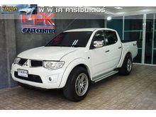 2014 Mitsubishi Triton DOUBLE CAB (ปี 14-19) GLX 2.4 MT Pickup
