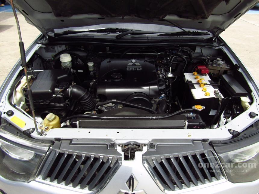 2006 Mitsubishi Triton GLX Pickup