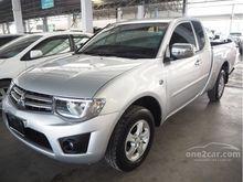 2014 Mitsubishi Triton MEGA CAB (ปี 05-15) GLX 2.5 MT Pickup