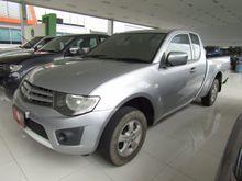 2012 Mitsubishi Triton MEGA CAB (ปี 05-15) GLX 2.4 MT Pickup