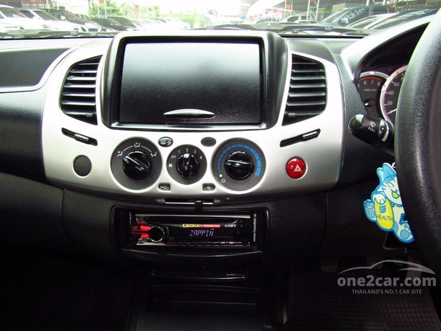 2012 Mitsubishi Triton GLX Pickup
