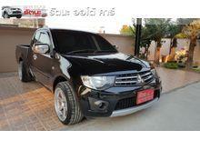 2013 Mitsubishi Triton MEGA CAB (ปี 05-15) GLX 2.5 MT Pickup