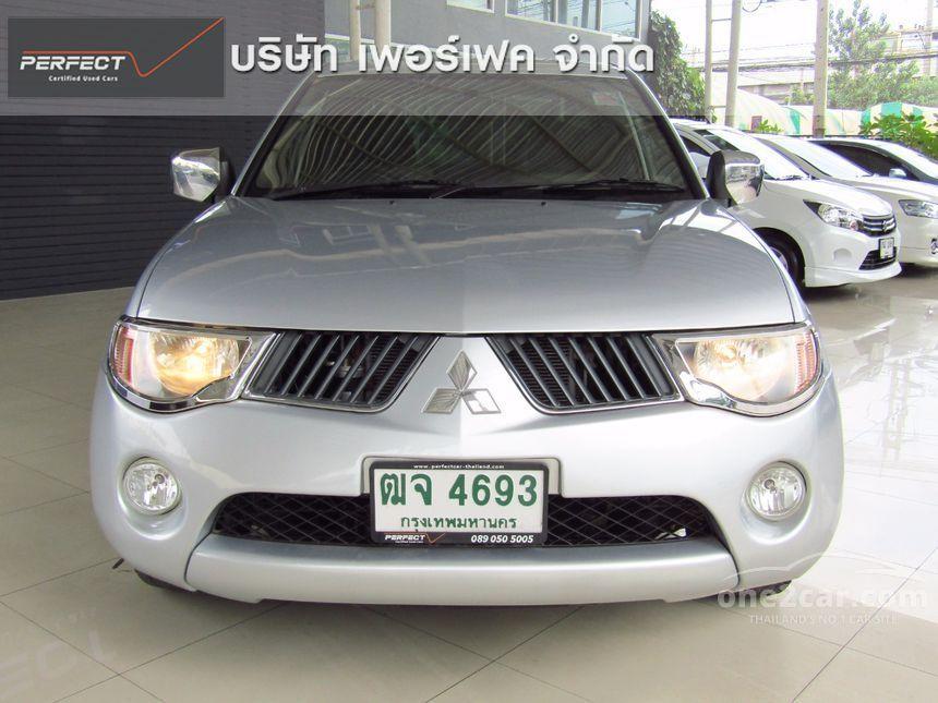 2009 Mitsubishi Triton GLX Pickup