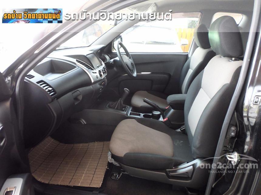 2013 Mitsubishi Triton GLX Pickup