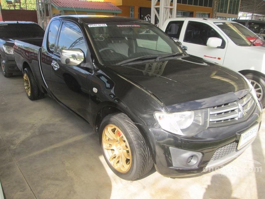 2011 Mitsubishi Triton GLX Pickup