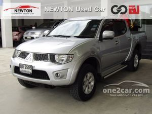 2011 Mitsubishi Triton 2.4 DOUBLE CAB (ปี 05-15) PLUS CNG Pickup MT