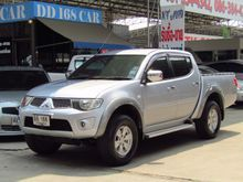 2012 Mitsubishi Triton DOUBLE CAB (ปี 05-15) PLUS CNG 2.4 MT Pickup