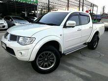 2012 Mitsubishi Triton DOUBLE CAB (ปี 05-15) PLUS CNG 2.4 MT Pickup