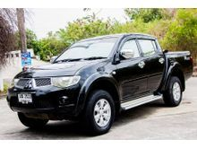 2011 Mitsubishi Triton DOUBLE CAB (ปี 05-15) PLUS CNG 2.4 MT Pickup