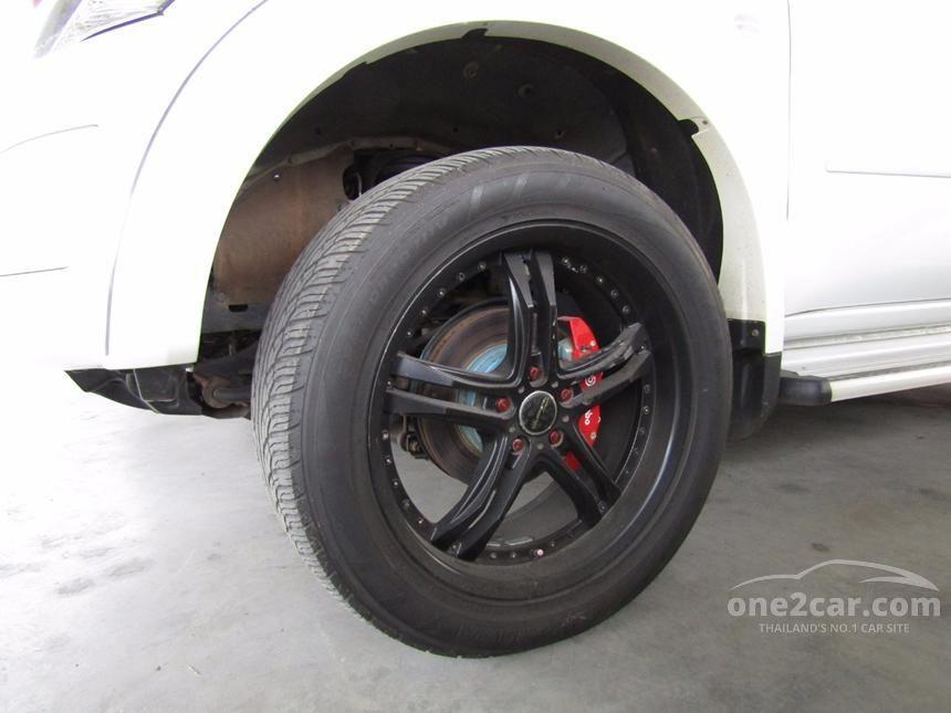 2012 Mitsubishi Triton PLUS CNG Pickup