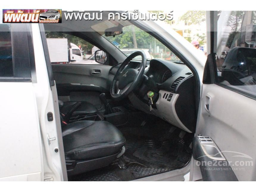2013 Mitsubishi Triton PLUS GLS Pickup