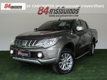 2015 Mitsubishi Triton DOUBLE CAB (ปี 14-19) PLUS GLS 2.4 AT Pickup