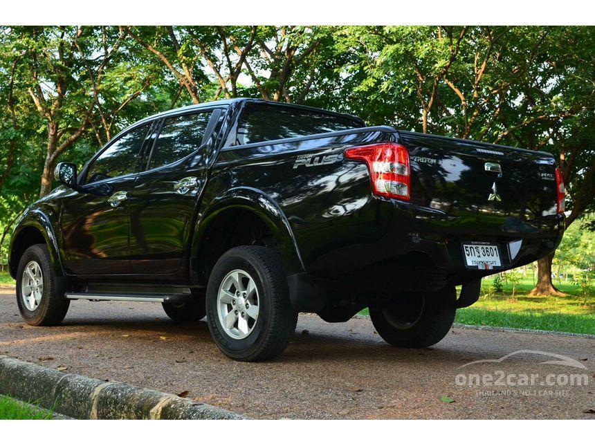 2015 Mitsubishi Triton PLUS GLS Pickup