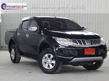 2015 Mitsubishi Triton DOUBLE CAB (ปี 14-19) PLUS GLS 2.4 MT Pickup