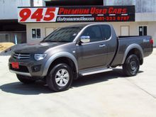 2012 Mitsubishi Triton MEGACAB (ปี 05-15) PLUS GLS VG Turbo 2.5 AT Pickup