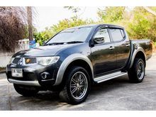 2010 Mitsubishi Triton DOUBLE CAB (ปี 05-15) PLUS 2.4 MT Pickup