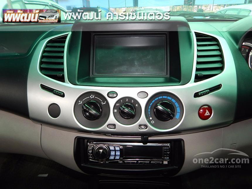 2012 Mitsubishi Triton PLUS Pickup