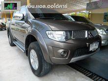 2013 Mitsubishi Triton DOUBLE CAB (ปี 05-15) PLUS 2.5 MT Pickup