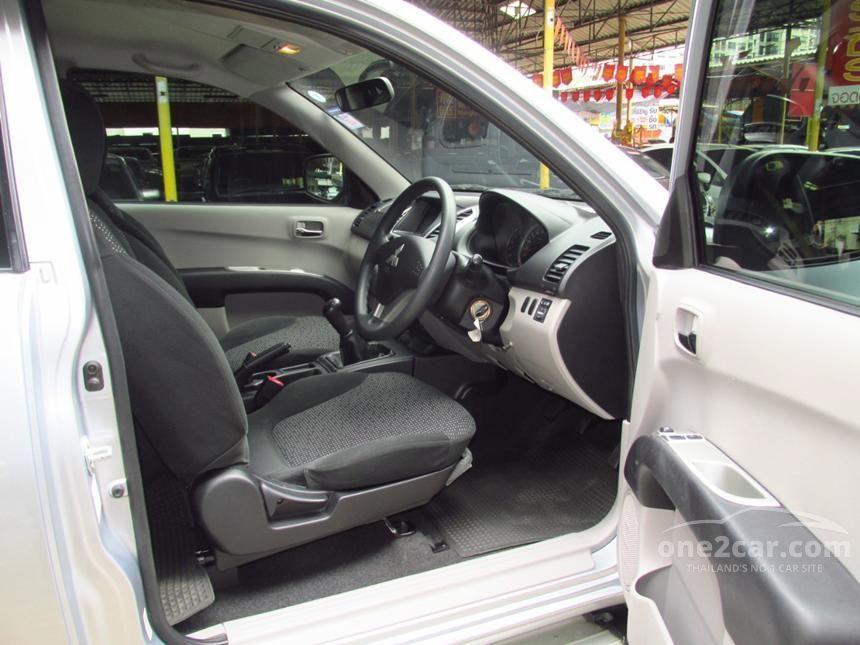 2011 Mitsubishi Triton PLUS Pickup