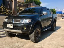 2013 Mitsubishi Triton DOUBLE CAB (ปี 05-15) PLUS 2.4 MT Pickup