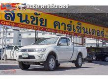 2013 Mitsubishi Triton MEGACAB (ปี 05-15) PLUS 2.4 MT Pickup