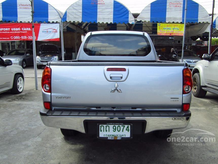 2008 Mitsubishi Triton PLUS Pickup