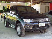 2014 Mitsubishi Triton MEGACAB (ปี 05-15) PLUS 2.4 MT Pickup