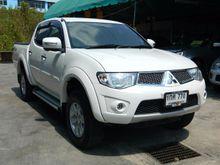 2012 Mitsubishi Triton DOUBLE CAB (ปี 05-15) PLUS 2.4 MT Pickup