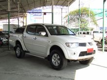 2012 Mitsubishi Triton DOUBLE CAB (ปี 05-15) PLUS VG TURBO 2.5 MT Pickup