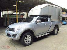2011 Mitsubishi Triton MEGA CAB (ปี 05-15) PLUS VG TURBO 2.5 MT Pickup
