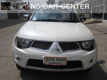 2014 Mitsubishi Triton DOUBLE CAB (ปี 05-15) PLUS VG TURBO 2.5 MT Pickup