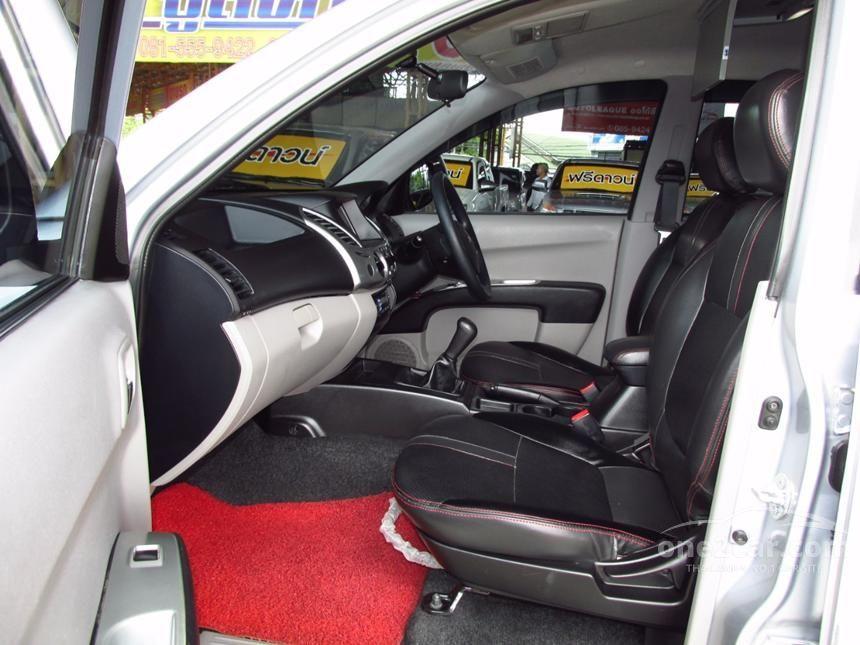 2012 Mitsubishi Triton PLUS VG TURBO Pickup