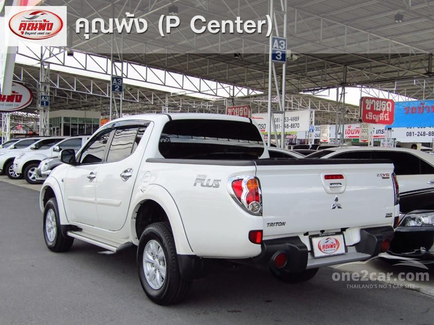 2014 Mitsubishi Triton PLUS VG TURBO Pickup