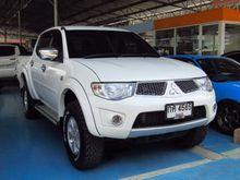 2012 Mitsubishi Triton DOUBLE CAB (ปี 05-15) PLUS VG TURBO 2.5 AT Pickup