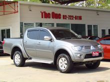 2013 Mitsubishi Triton DOUBLE CAB (ปี 05-15) PLUS VG TURBO 2.5 AT Pickup