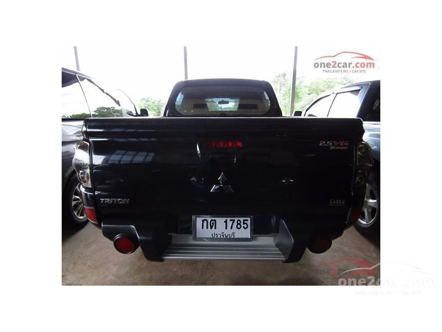 2012 Mitsubishi Triton PLUS VG TURBO Pickup