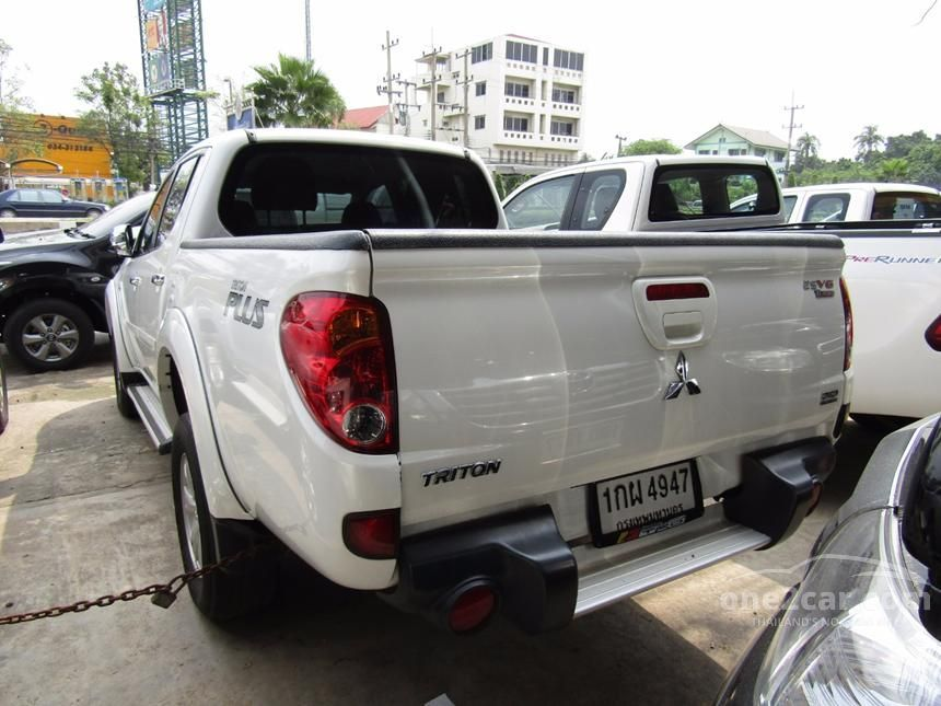 2013 Mitsubishi Triton PLUS VG TURBO Pickup