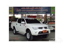 2011 Mitsubishi Triton DOUBLE CAB (ปี 05-15) PLUS VG TURBO 2.5 MT Pickup