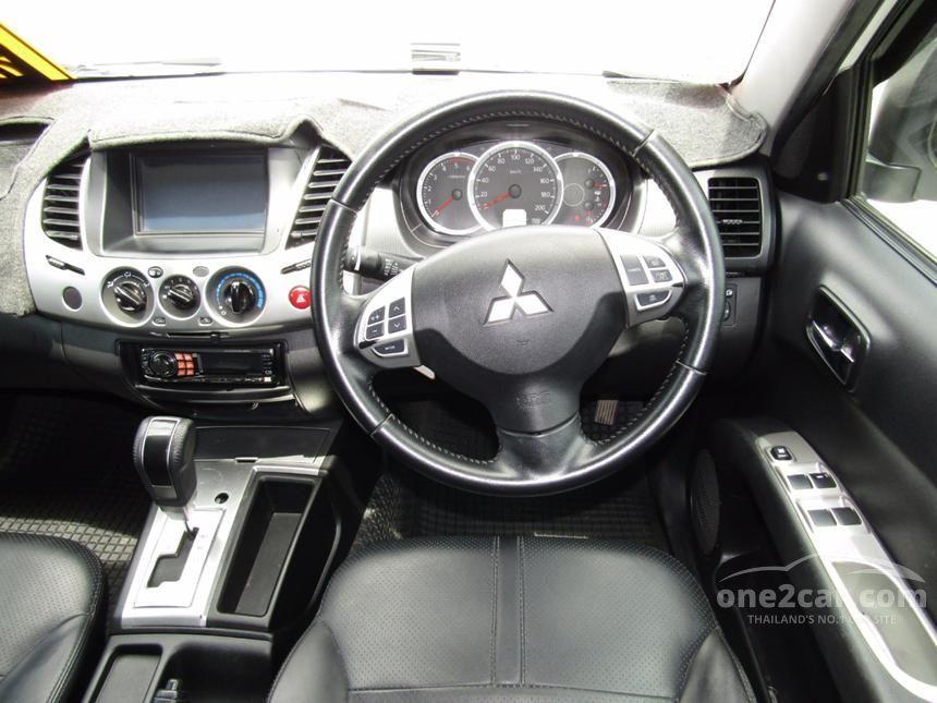 2013 Mitsubishi Triton PLUS VG TURBO Pickup