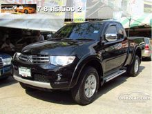 2013 Mitsubishi Triton MEGACAB (ปี 05-15) PLUS VG TURBO 2.5 MT Pickup