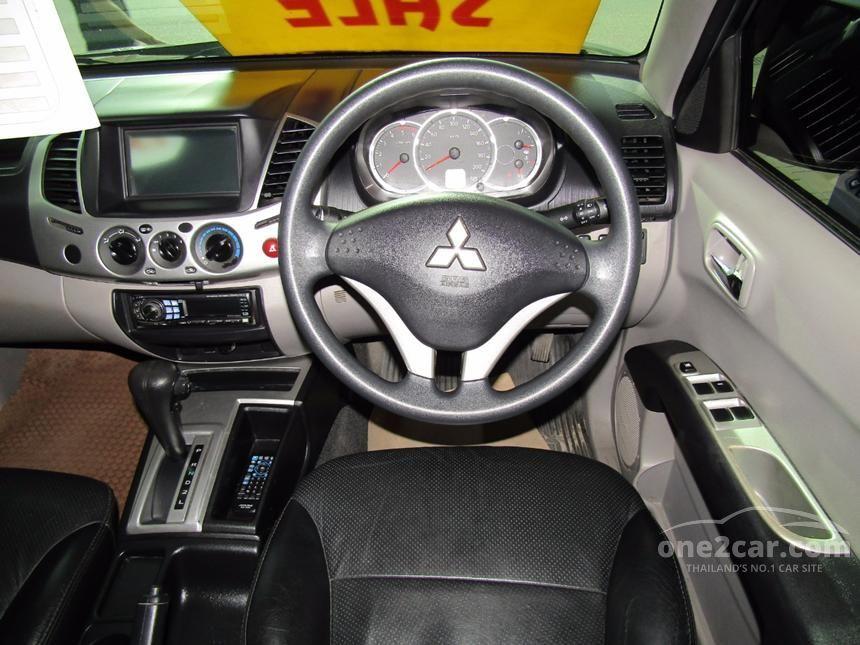 2011 Mitsubishi Triton PLUS VG TURBO Pickup
