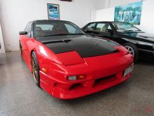 1992 Nissan 200SX (ปี 92-95) 1.8 AT Coupe