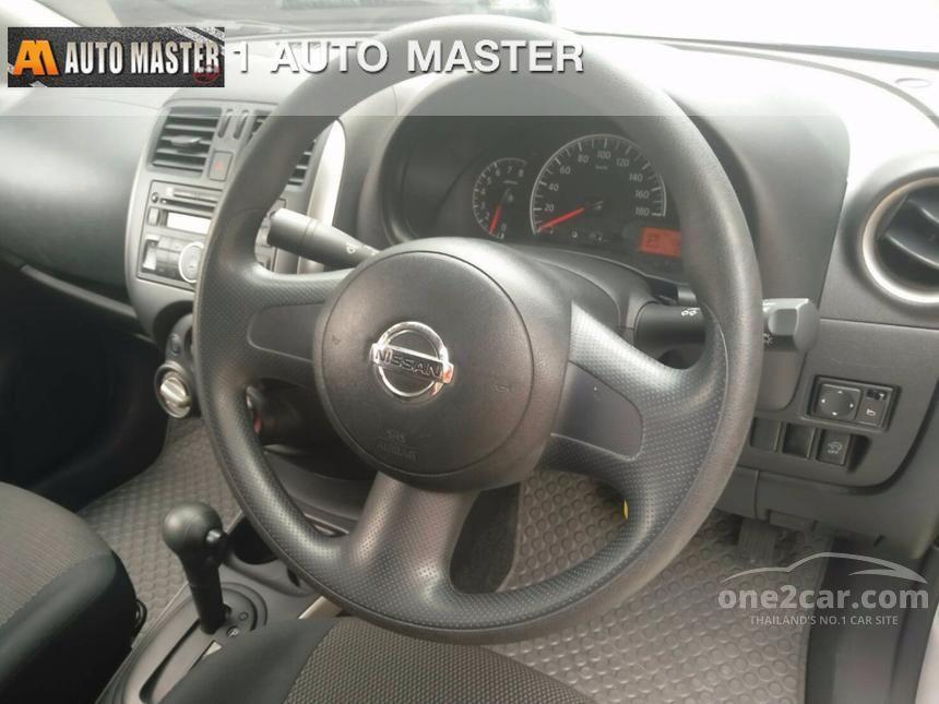 2013 Nissan Almera E Sedan