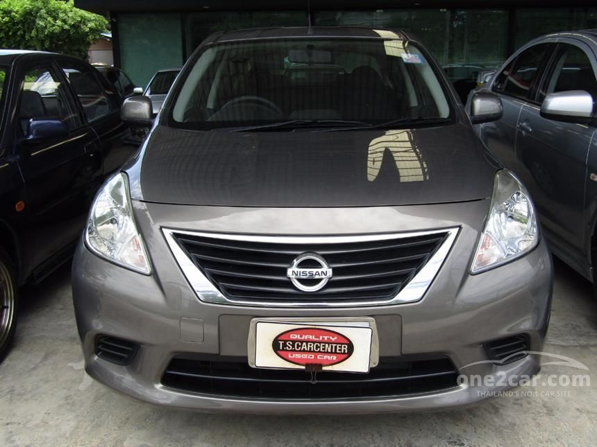 2011 Nissan Almera E Sedan