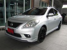 2012 Nissan Almera (ปี 11-16) E 1.2 AT Sedan